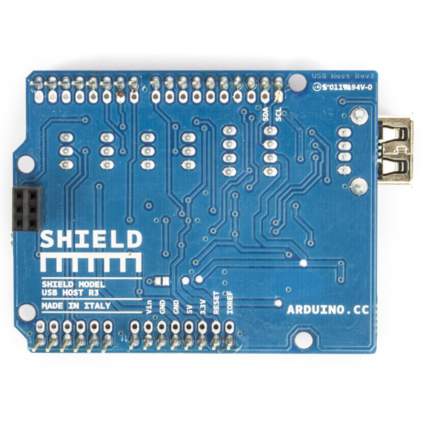 Ардуино USB Host Shield
