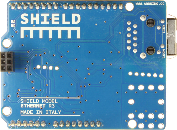 Ардуино Ethernet Shield