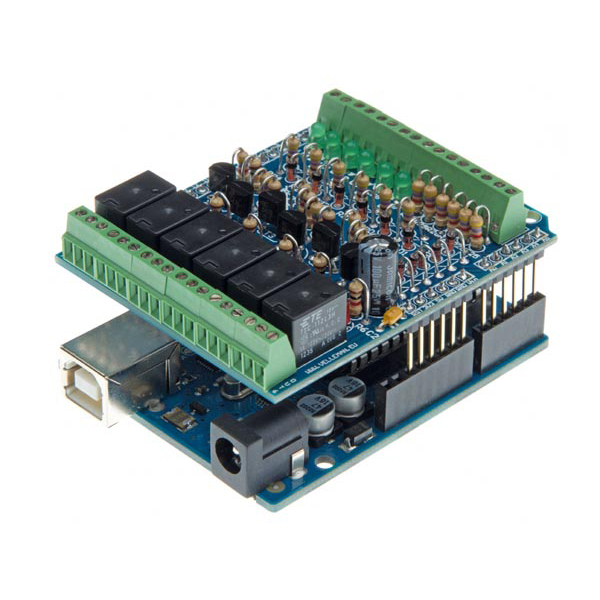 Velleman KA05 - I/O Shield for Arduino, Разпродажба