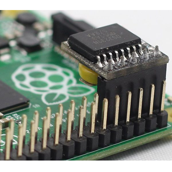 Модул с часовник DS3231 /Mini RTC Module for Raspberry/