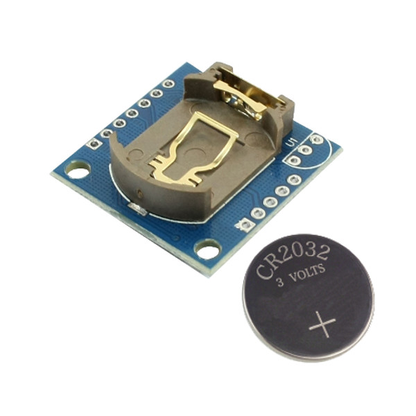 Модул с часовник DS1307 и EEPROM AT24C32 /Tiny RTC EEPROM I2C modules/