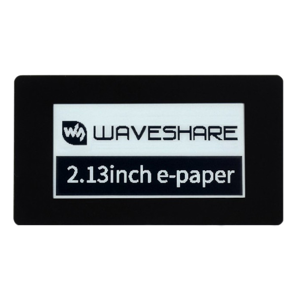 "Дисплей E-Ink 2,13"" 250x122, Touch /e-Paper Touch HAT module/"