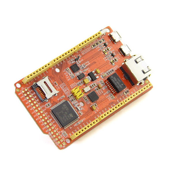Arch Max - mbed, STM32F407V