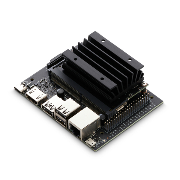 Nvidia Jetson Nano 2GB Developer Kit с USB WiFi адаптер