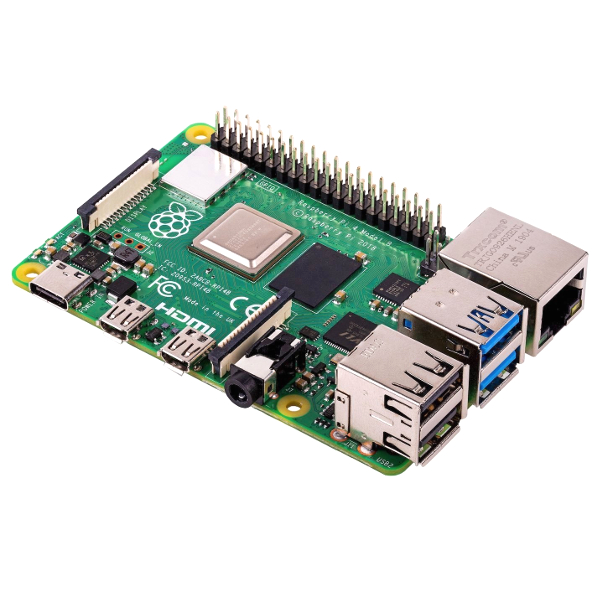 Raspberry Pi 4, 1GB