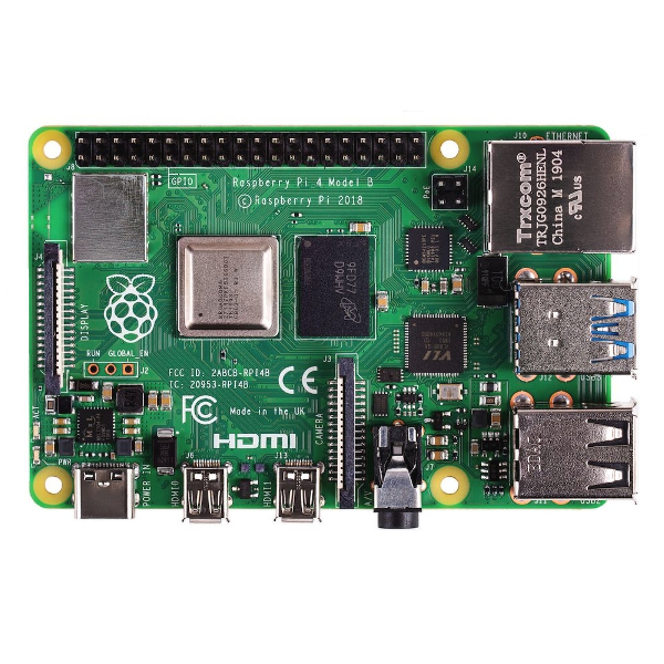 Raspberry Pi 4, 4GB