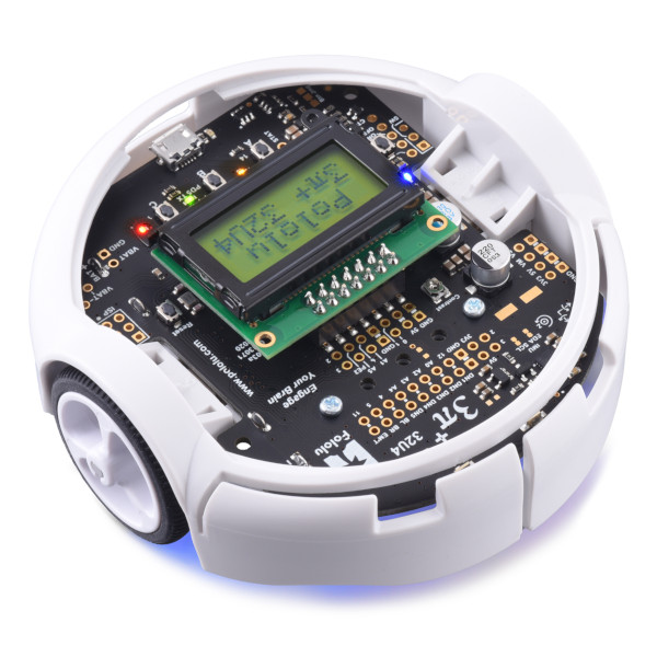 Pololu 3pi+ 32U4 robot - Standard Edition (30:1 MP Motors)