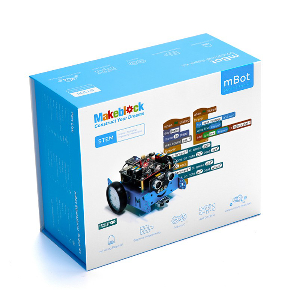 Makeblock mBot v1.1 - Bluetooth версия