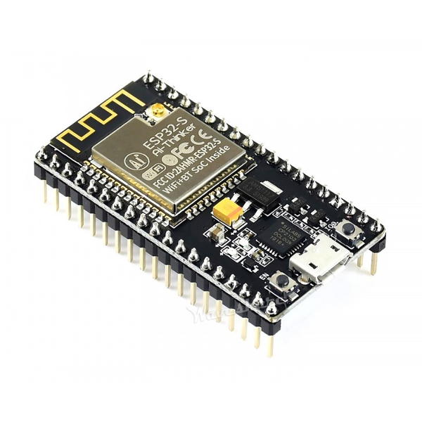 NodeMCU-32S - WiFi, Dual mode Bluetooth, ESP32 CPU