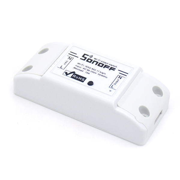 Sonoff - WiFi интернет ключ, 220V 10A AC /WiFi Smart Switch/